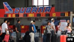 Aeropuerto internacional de La Habana