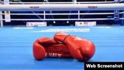 Finales de boxeo en Hamburgo, Alemania, este sábado.