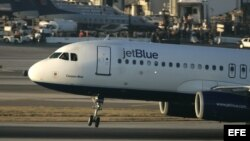 JetBlue es la mayor aerolínea de Estados Unidos operando en el Caribe.