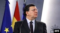 Presidente de la Comisión Europea advierte a Cuba