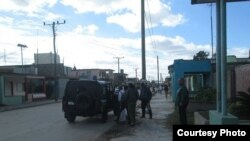 Arresto en Colón, Matanzas de Damas de Blanco