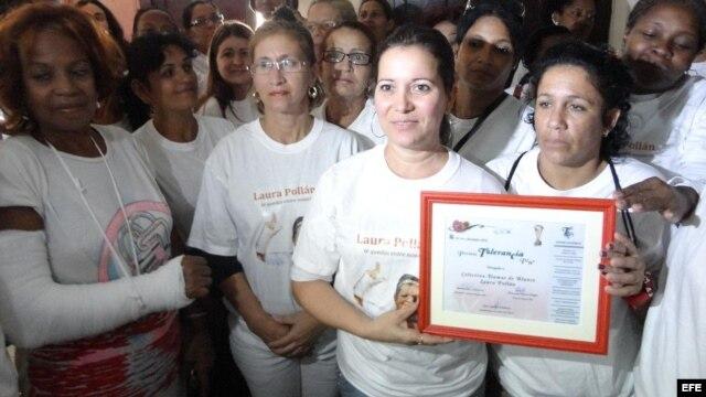 Premio a Damas de Blanco