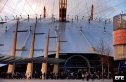 O2 Arena de Londres.