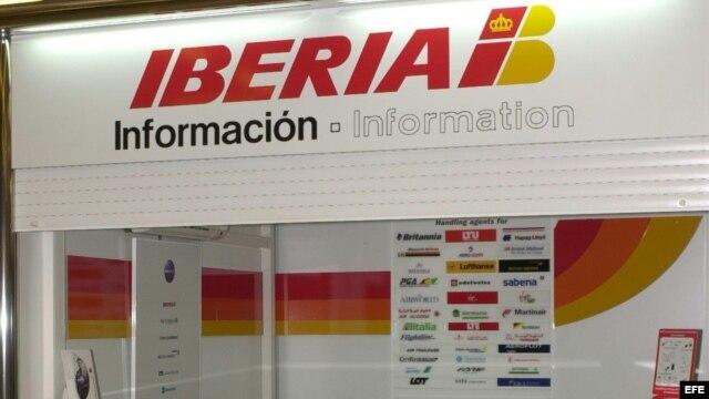Mostradores de Iberia