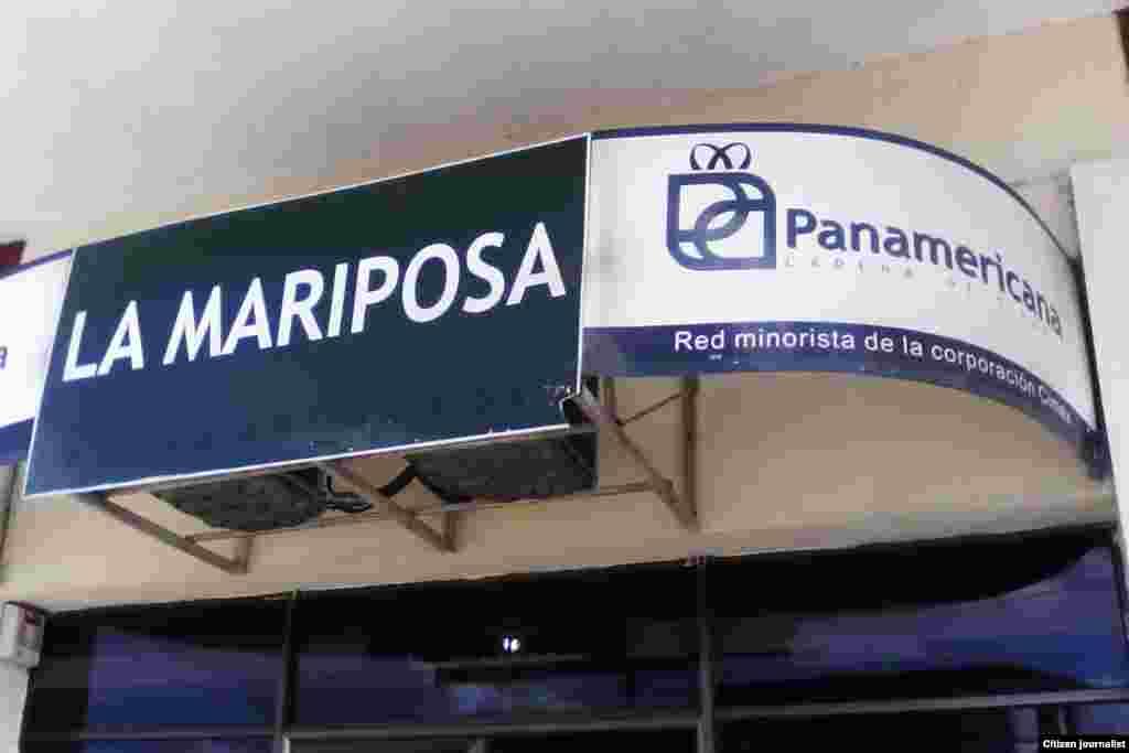 Reporta Cuba tiendas área dólar Santa CLara Foto Félix Llerena