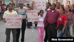 Pastores por el Cambio denuncian acoso policial
