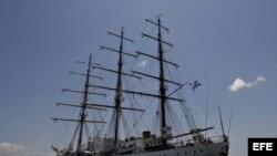 "Fragata ""Libertad"", buque escuela de Argentina"