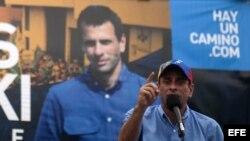 Globovisión no transmitirá actos en vivo de Capriles