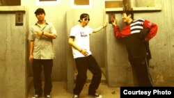 Grupo de rap chino IN3.