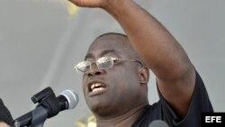 """El disidente cubano Jorge Luis García Pérez, conocido como """"Antúnez""""."""