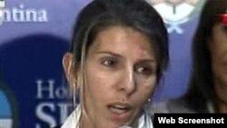 Jueza Sandra Arroyo Salgado.