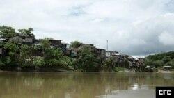 El departamento de Chocó, en Colombia