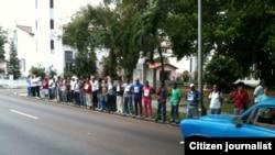 Denuncian 400 detenciones en Cuba en lo que va de mes