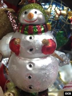 Muñeco nieve, Navidad.