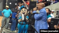 Cuba volvió a ver cantar al venezolano Oscar D' Leon