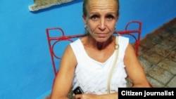 Dama de Blanco Lourdes Esquivel cuenta cómo fue su detención de 50 horas