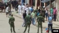 Aumenta la represión contra activistas en Cuba. Archivo.