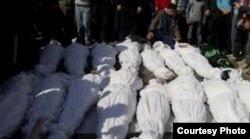 Países como Cuba y Venezuela no denunciaron en la ONU los bombardeos de Assad contra el campamento palestino de Yarmuk.