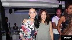 Katy Perry en La Habana