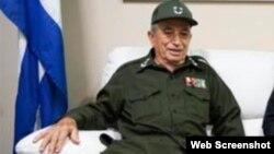 El ministro del Interior de Cuba, Carlos Fernández Gondín. (Foto: Archivo)