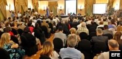 Autoridades sanitarias de 30 países de América y el Caribe se reúnen en La Habana.