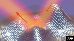 La piel utiliza elementos de oro como nanoantenas que desvían la luz.