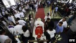 El Gobierno de Nicaragua decreta tres días de luto por la muerte de Obando