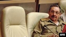 El gobernante cubano Raúl Castro. (Archivo)