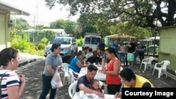 Mensaje de cubanos en Costa Rica a cancilleres