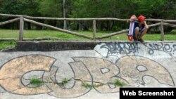 El patinaje también crea lazos entre EEUU y Cuba. (Imagen tomada de amigoskate.com)