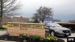 Centro comunitario Judío de Overland Park, Kansas.