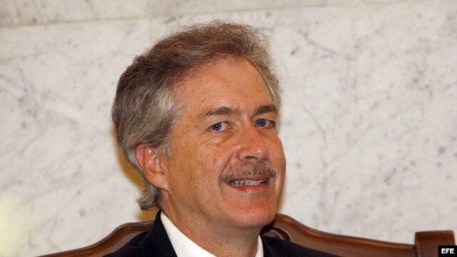 William Burns subsecretario de Estado adjunto