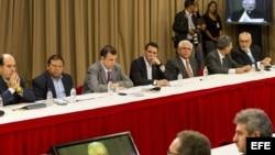 Mesa de Diálogo y Paz en Venezuela