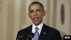 El presidente estadounidense Barack Obama. Archivo.