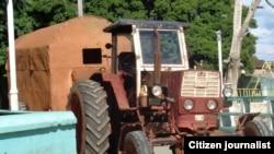 Reporta Cuba. Transporte obrero. Foto: Misael Aguilar.