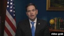 El senador Marco Rubio. (Archivo)