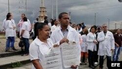 Explica EEUU demora de entrega de visas a médicos cubanos