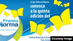 Premio Norma literatura infantil
