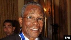Rod Carew, miembro del Salón de la Fama de las Grandes Ligas.