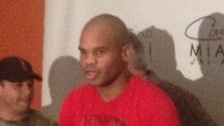 Boxeador cubano Quiñones se prepara su próxima pelea