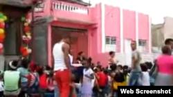 Actividades que UNPACU ha logrado realizar con niños en Oriente de Cuba.