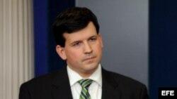 El consejero de Política Exterior para Asuntos Latinoamericanos de la Casa Blanca.