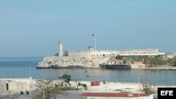 AEl Morro, La Habana, Cuba. Archivo.