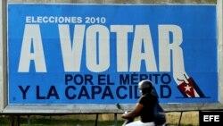 La iniciativa busca una reforma de la Ley Electoral vigente en Cuba.