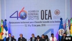 46 Asamblea General de la OEA