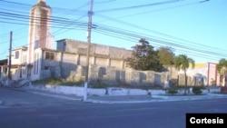 Iglesia bautista de Yaguajay Cuba