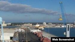 Gulfport (Mississippi, EEUU).