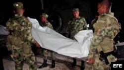 Un oficial, un suboficial y 10 soldados murieron cuando fueron atacados por las FARC en una zona fronteriza con Venezuela.