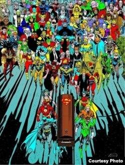 Funeral de Superman