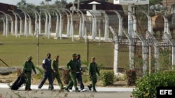 Prisión Combinado del Este, en La Habana